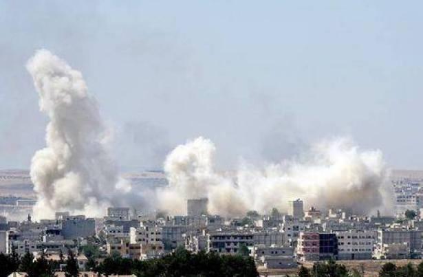 26 ضربة جوية ضد داعش في العراق وسوريا