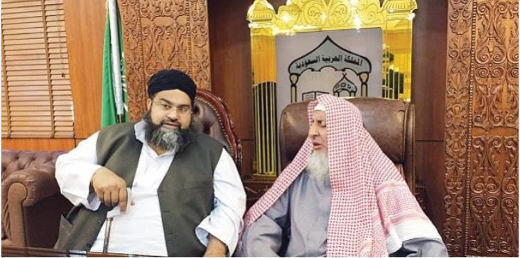 رئيس مجلس علماء #باكستان : سنقتلع العين التي تنظر بسوء إلى المملكة