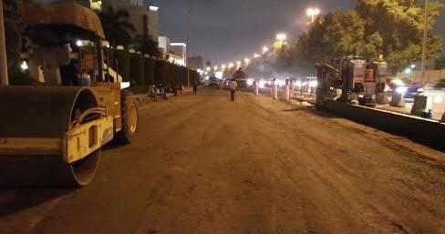 اعتداء شارع صاري