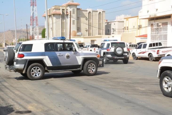 بالصور.. تدشين دوريات الأمن بمحايل عسير