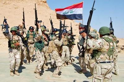 تحرير الرمادي من #داعش ورفع العلم العراقي فوق مبانيها