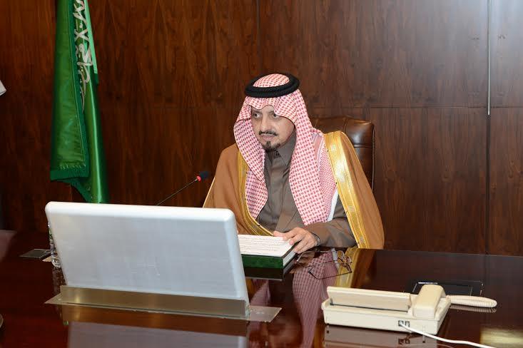 أمير عسير يترأس اجتماع لجنة الدفاع المدني الرئيسة