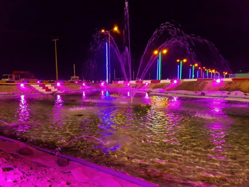 10 لجان لإنهاء تجهيزات مهرجان شاطئ الإبداع بالحريضة 3