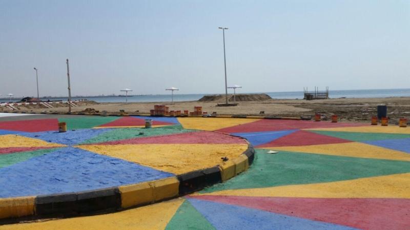 10 لجان لإنهاء تجهيزات مهرجان شاطئ الإبداع بالحريضة 4