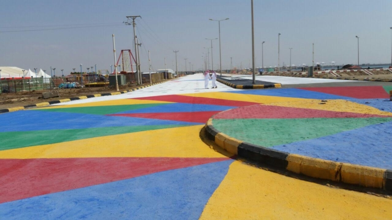 10 لجان لإنهاء تجهيزات مهرجان شاطئ الإبداع بالحريضة 9