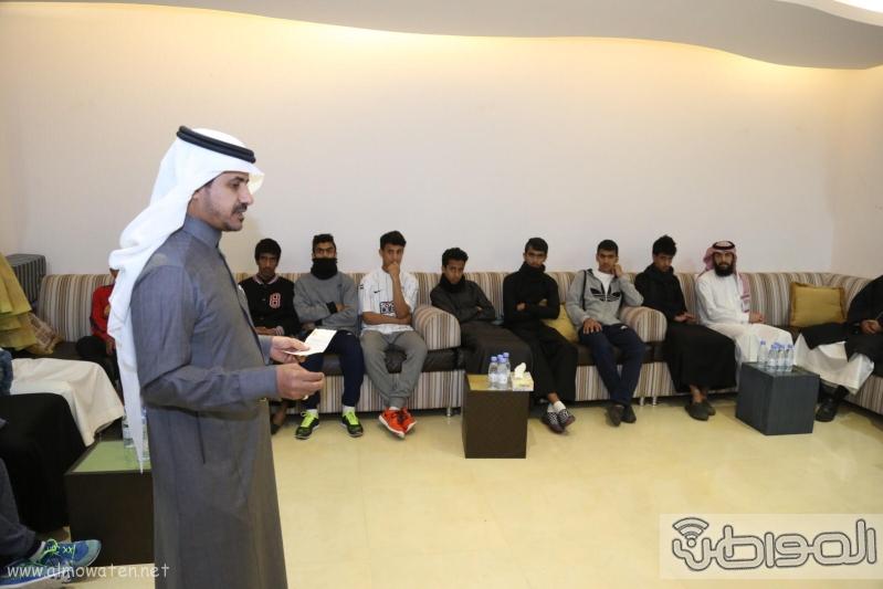 أهالي حرجة بلقرن في الرياض يحتفلون بنادي الزيتون 10