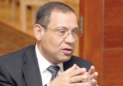 سفير جمهورية مصر العربية لدى المملكة العربية السعودية عفيفي عبدالوهاب