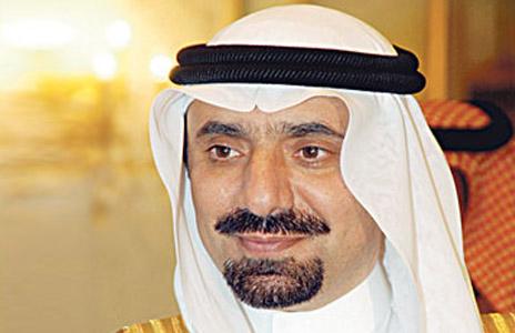 لأمير جلوي بن عبدالعزيز بن مساعد نائب أمير المنطقة الشرقية