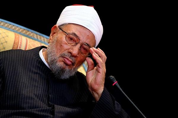 الدكتور يوسف القرضاوي