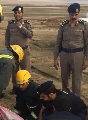 3 وفيات ومفقود بسبب الأمطار في منطقة #مكة11