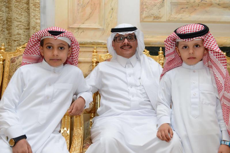 نجل الغانم يحتفل بزفافه على كريمة الشيخ السويح111