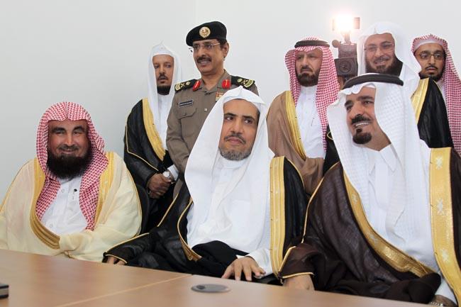 تدشين خدمة التقاضي المرئي عن بعد للربط بين المحاكم والسجون - المواطن