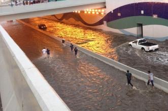 22 مليمتراً معدل أمطار #جدة .. و290 صافرة إنذار للسكان - المواطن