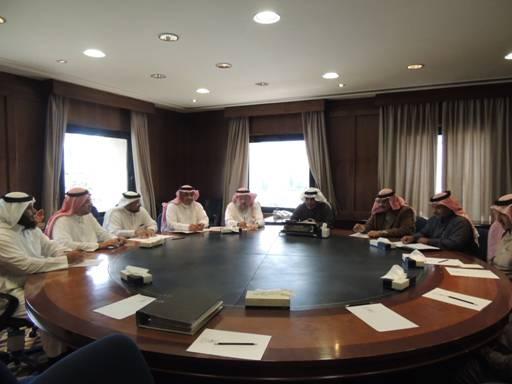 اجتماع تنسيقي لترحيل خط التحلية بخميس مشيط - المواطن