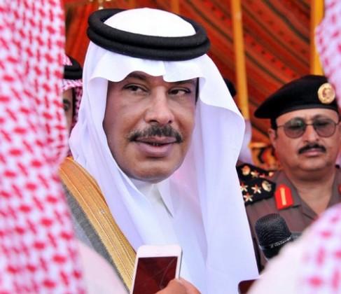 الأمير مشاري بن سعود بن عبدالعزيز أمير منطقة الباحة