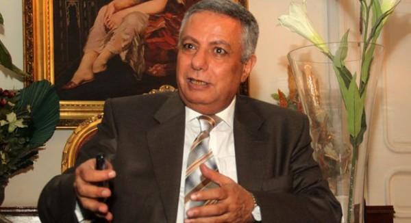 وزير التعليم المصري محمود أبو النصر
