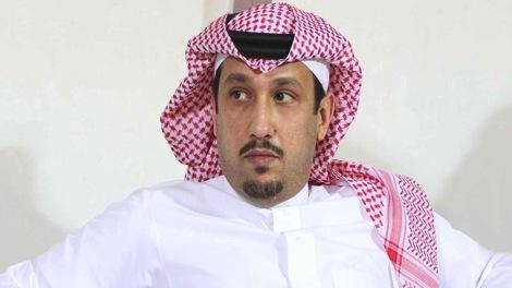رئيس نادي الأهلي السعودي