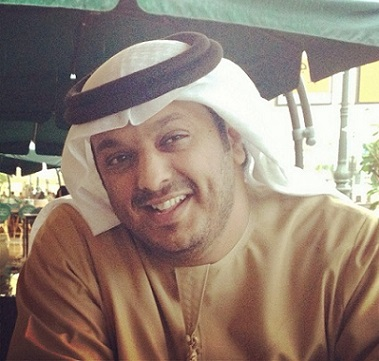 المعلق الإماراتي -عامر عبدالله المري