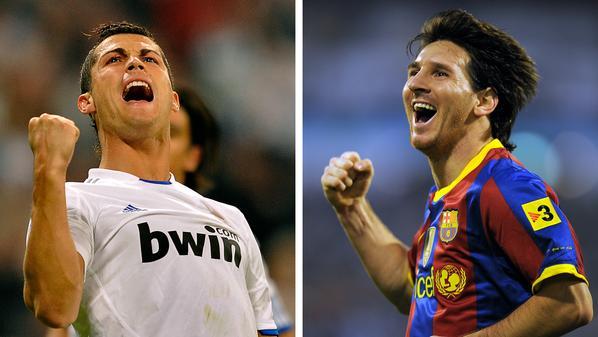 """""""رونالدو"""" يتفوق على """"ميسى"""" ويتصدر قائمة أغنى لاعبي العالم"""