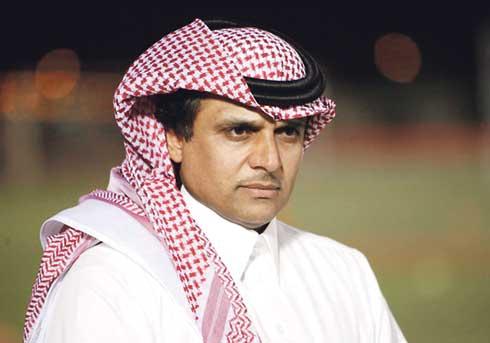 عدنان المعيبد المتحدث الرسمي للاتحاد السعودي لكرة القدم