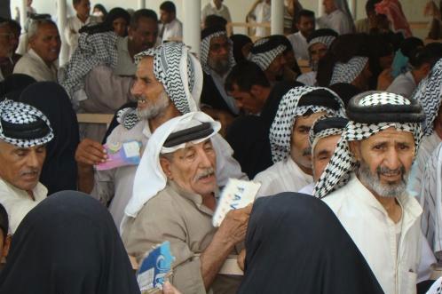 معاناة سنة العراق
