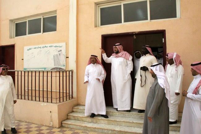 بالصور.. وفد وزاري يتفقد مشاريع تعليم الشمالية - المواطن