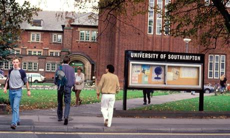 University of Southampton UK