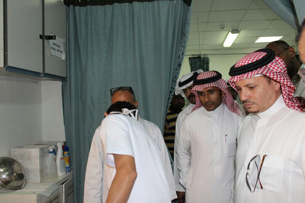 مدير صحة عسير يوجه بسرعة تشغيل وحدة الكلى في مستشفى البرك - المواطن