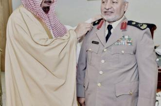 أمير نجران يُقلِّد اللواء أبو ذيبة رتبته الجديدة - المواطن