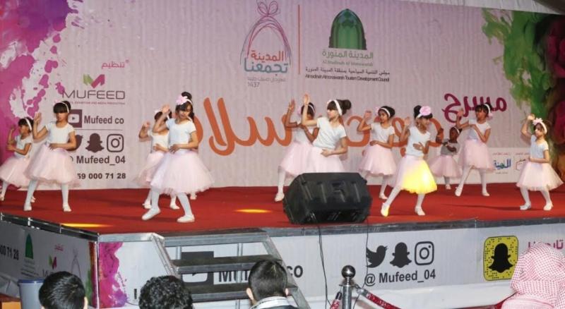 120 ألف زائر لمهرجان سلام بعد مرور شهر على انطلاقته بالمدينة 4