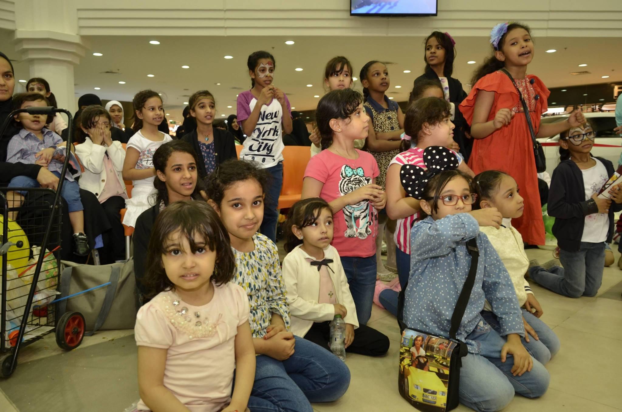 1200 طفل و500 أب في ختام فعالية أطفالنا.. قيم ومعاني بـ #الدمام (3)