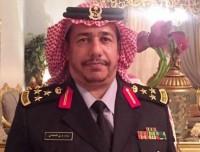 سعد القحطاني يتقلد رتبة عميد في الحرس الوطني