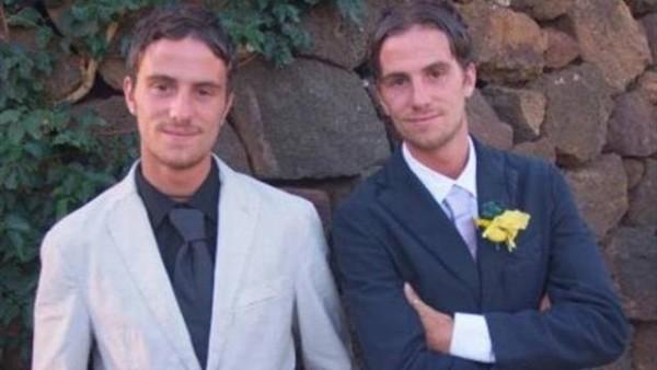 لاعب إيطالي يرتكب مخالفة فيُطرد أخوه التوأم - المواطن