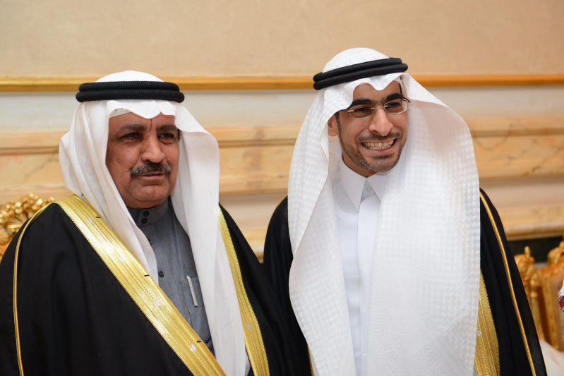 نجل الغانم يحتفل بزفافه على كريمة الشيخ السويح123