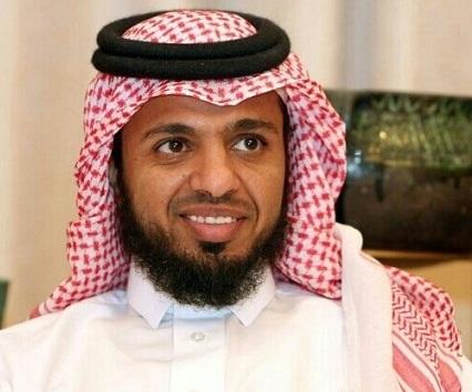 الكاتب الصحفي عبدالعزيز المريسل