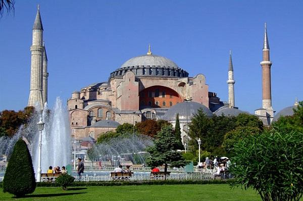 آيا صوفيا - تركيا