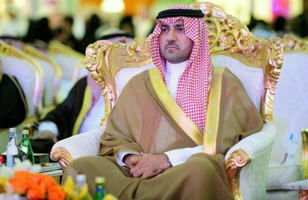 الأمير تركي بن عبد الله بن عبد العزيز آل سعود - أمير منطقة الرياض
