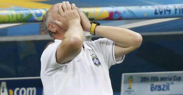 إقالة المدرب سكولاري من تدريب منتخب البرازيل - المواطن