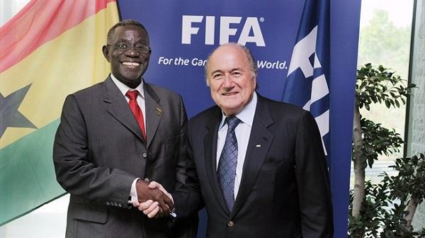 رئيس غانا