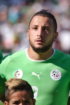Algérie - Arménie - 20140531 - Nabil Ghilas