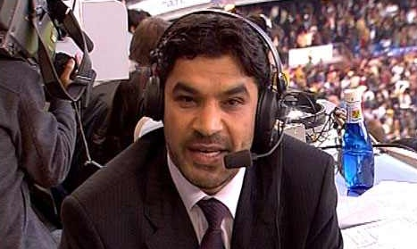 المعلق الإماراتي الشهير علي سعيد الكعبي