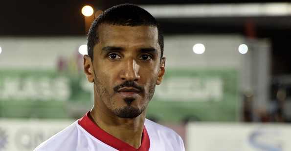جفال راشد -مدير الفريق الأول لكرة القدم بنادي السد