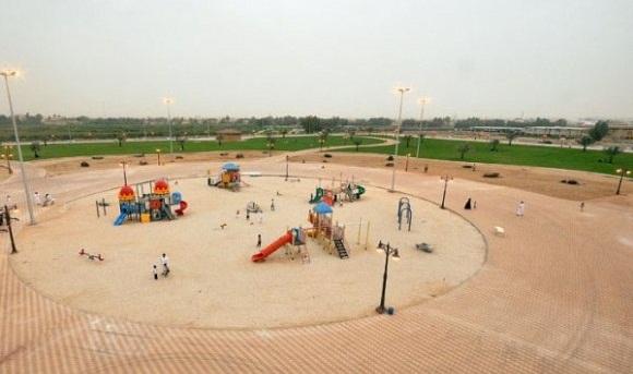 متنزه الملك عبدالله بالقصيم
