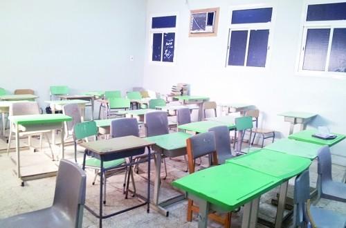 عودة طلاب ومعلمي الشريط الحدودي بـ #جازان للمدارس البديلة بعد العيد - المواطن