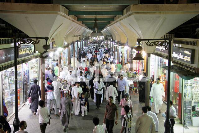 سوق البلد في رمضان
