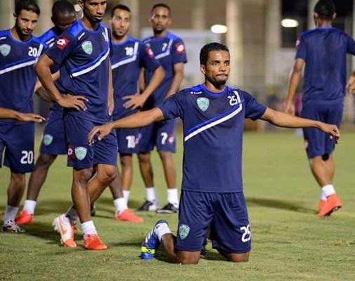 خسارة فريق الفتح السعودي