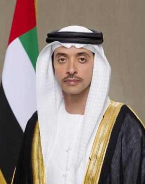 سمو الشيخ هزاع بن زايد آل نهيان مستشار الأمن الوطني الإماراتي