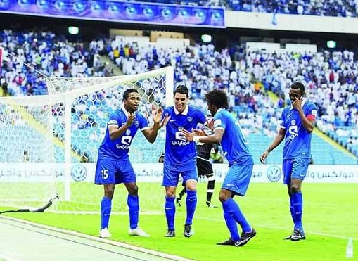اتحاد الكرة يهنئ الهلال بالفوز الآسيوي الكبير - المواطن