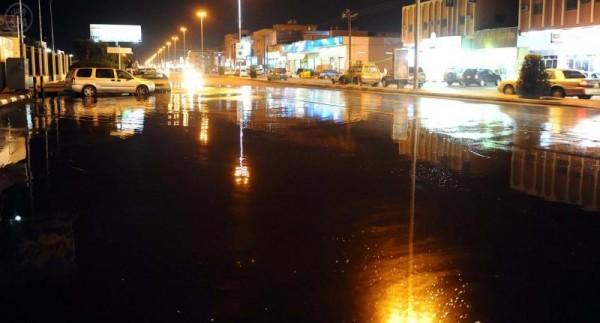 أمطار نجران