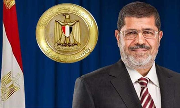 مرسي يعلن عن تعديل وزاري قريب - المواطن